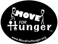 Giving Back with Move for Hunger