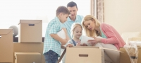 Tips and Tricks for Long Distance Moving with Small Children